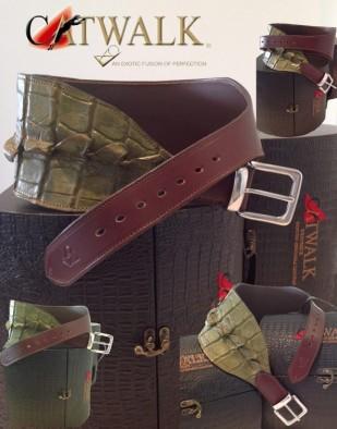 Australiana Series Accessories Belt